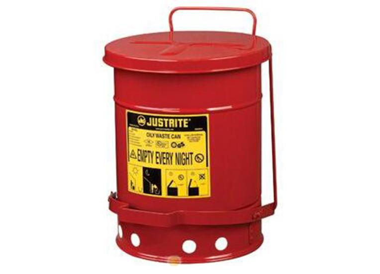 防火垃圾桶(jus