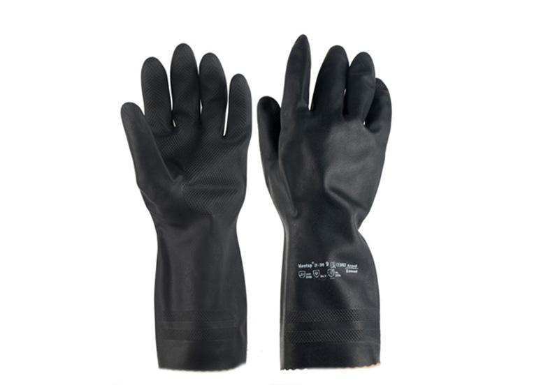 安思尔87-950天然橡胶防化手套