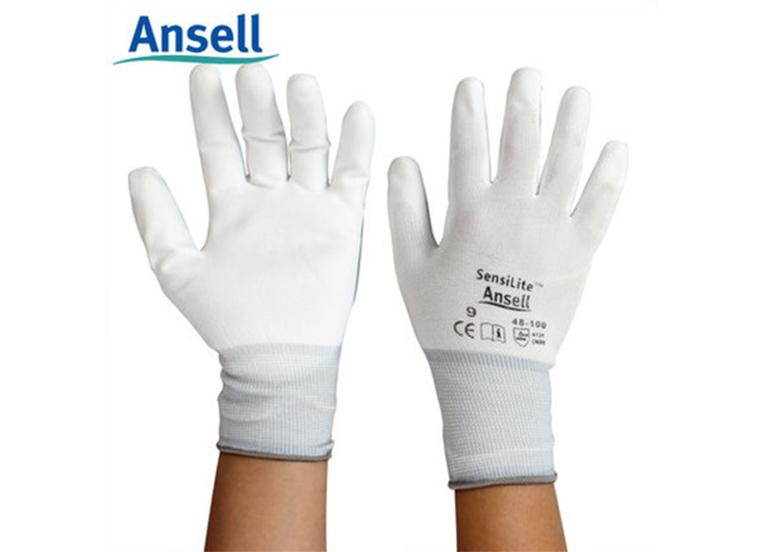 安思尔Ansell 48-100 涂层 耐磨 防滑 机械 工业防护手套