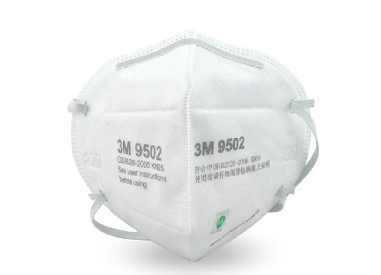 3M 9502折叠式 防尘