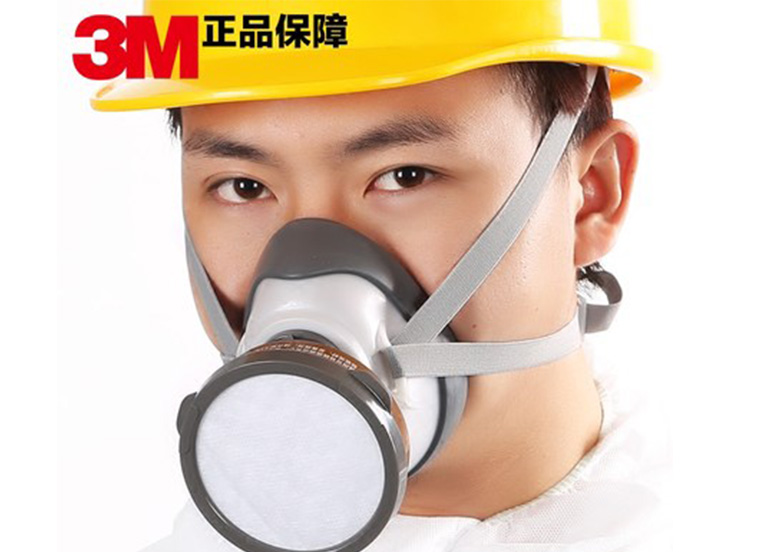 3M-1201 尘毒呼吸防