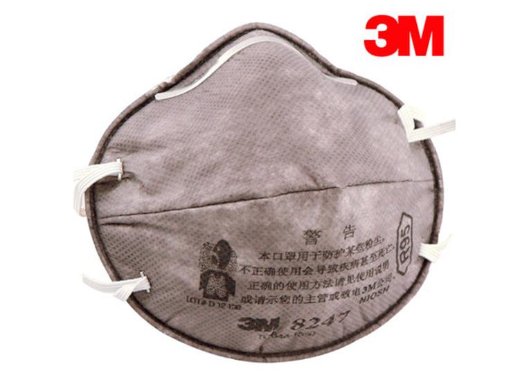 3M8247活性炭口罩防