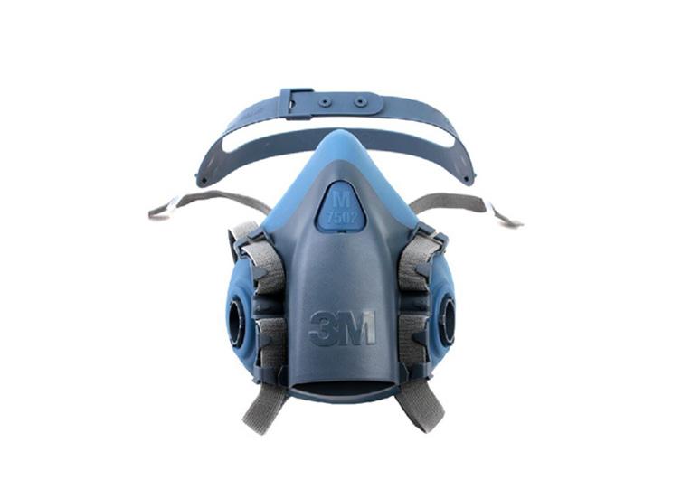 3M防尘口罩 7502 7